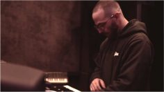 Alchemist – Secret Sauce (Behind The Beat Video + Alchemist Drum Kit)