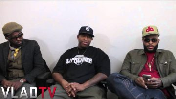 DJ Premier: I'm Not Rushing Upcoming Nas Album, It Will Happen