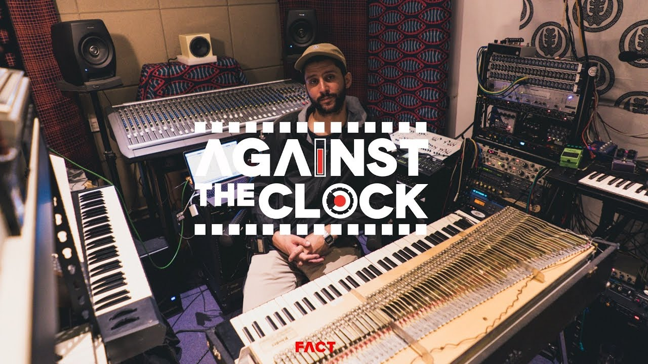 Kiefer - Against The Clock - Top Beat Makers