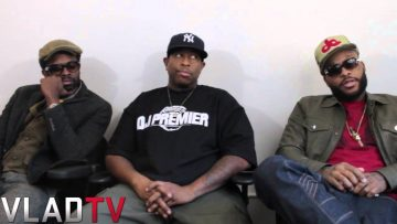 Royce Da 5'9 & DJ Premier: Joe Was Better Than Hollow Lyrically